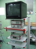 تصویر 1. دستگاه آرتروسکوپ بیمارستان رسول اکرم رشت